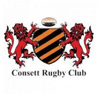 Consett RFC Badge